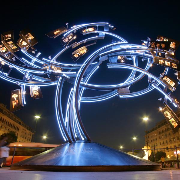 Steel Tree, Cool Steel, 49th International Film Festival of Thessaloniki